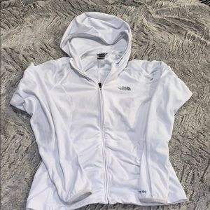 Women's the north face small